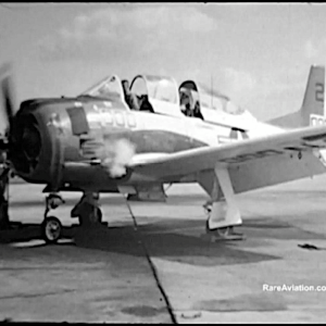 T-28 Trojan Emergency and Operating Procedures